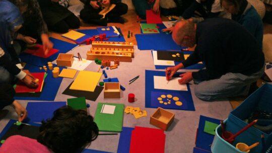 Montessori-Weiterbildung